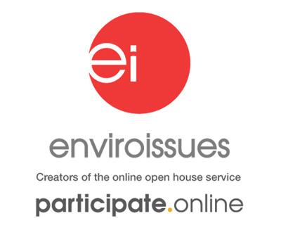 EnviroIssues,creators of the online open house service participate.